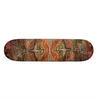 the hidden moon Skateboard