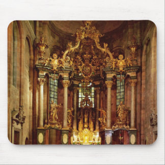 The high altar in the east choir mouse mat
