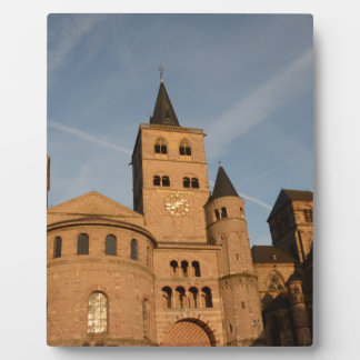 The High Cathedral of Saint Peter, Trier Plaque