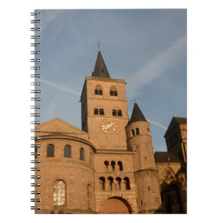 The High Cathedral of Saint Peter, Trier Spiral Note Book