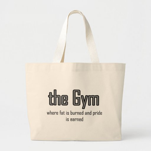 the high school tote bag