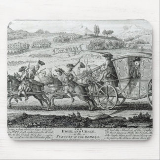 The Highland Chase, 21st February 1745 Mouse Pad