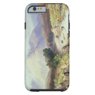 The Highlands, near Argyle (w/c on paper) Tough iPhone 6 Case