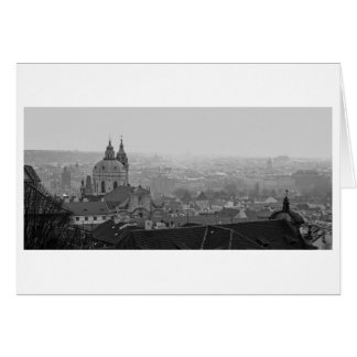 The Hights of Prague Card