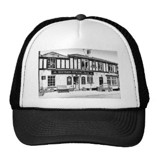 The Highwayman Pub Mesh Hat
