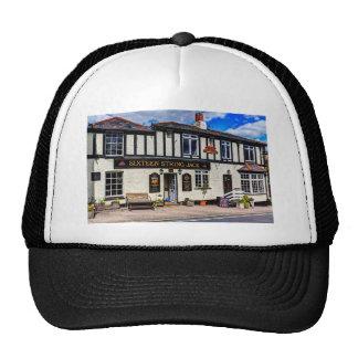 The Highwayman Pub Mesh Hats