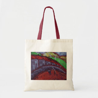 THE HILL BUDGET TOTE BAG
