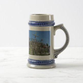 The Hill of Crosses of Northern Lithuania Coffee Mugs