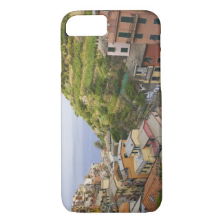 the hillside village of Manarola-Cinque Terre, iPhone 8/7 Case