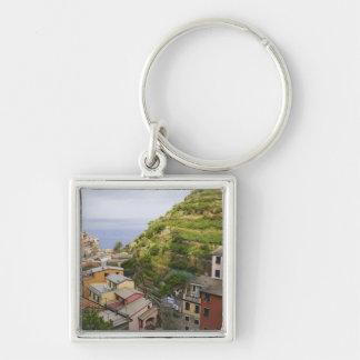 the hillside village of Manarola-Cinque Terre, Key Ring