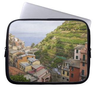 the hillside village of Manarola-Cinque Terre, Laptop Sleeve