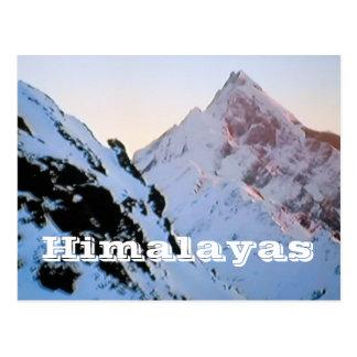 The Himalayas Everest postcard