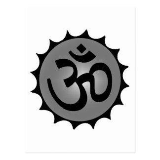 THE HINDU WISDOM POSTCARD
