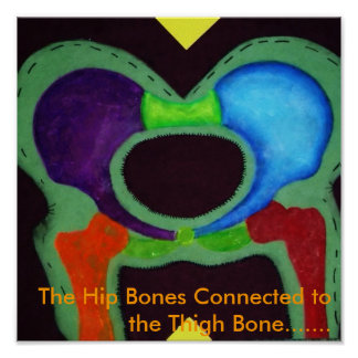 The Hip Bone Posters