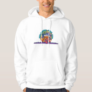 The Hippie Trip - The Sixties May Be Gone... Hooded Pullovers