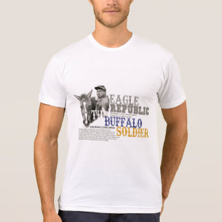The Historic Buffalo Soldiers T-Shirt