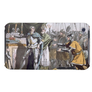 The Historic Day of Bouvines in 1214, engraved by Barely There iPod Cases