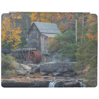 The Historic Grist Mill On Glade Creek 2 iPad Cover