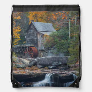 The Historic Grist Mill On Glade Creek 2 Rucksack