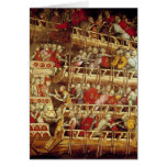 The History of Pope Alexander III Greeting Card
