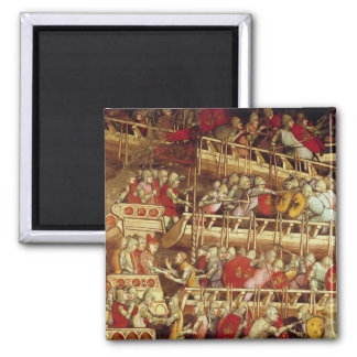 The History of Pope Alexander III Magnet