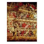 The History of Pope Alexander III Postcard
