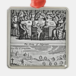 The History of the Holy War: Christmas Ornament