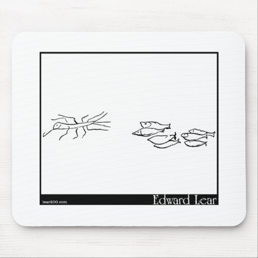 The History of the Seven Families Mousepads