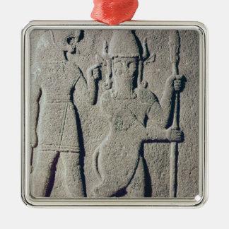 The Hittite God Uomi, Karkemish Christmas Ornament