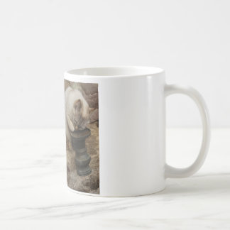 The ho it is the wa to heal, cat of system. Vol-03 Basic White Mug