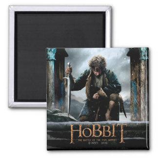 The Hobbit - BILBO BAGGINS™ Movie Poster Magnet