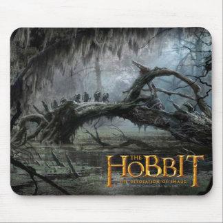 The Hobbit: Desolation of Smaug Concept Art 3 Mouse Mat