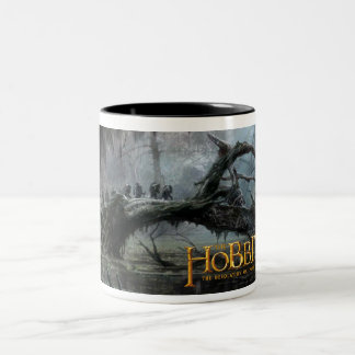 The Hobbit: Desolation of Smaug Concept Art 3 Two-Tone Coffee Mug