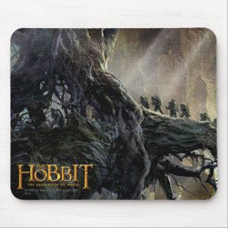 The Hobbit: Desolation of Smaug Concept Art Mouse Mat