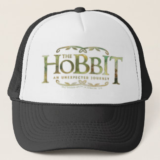 The Hobbit Logo Green Trucker Hat