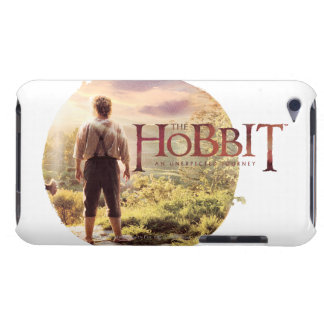 The Hobbit Logo with BAGGINS™ Back Barely There iPod Case