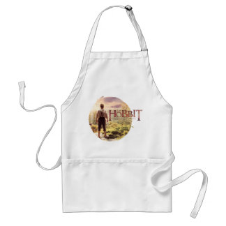 The Hobbit Logo with BAGGINS™ Back Standard Apron