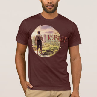 The Hobbit Logo with BAGGINS™ Back T-Shirt