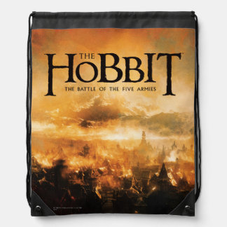 The Hobbit: THE BATTLE OF FIVE ARMIES™ Logo Backpack