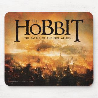 The Hobbit: THE BATTLE OF FIVE ARMIES™ Logo Mouse Mat
