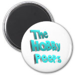 The Hobby Peeps Merchandise Refrigerator Magnets