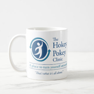 The Hokey Pokey Clinic Coffee Mug
