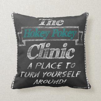 The Hokey Pokey Clinic Cushion