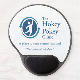 The Hokey Pokey Clinic Gel Mouse Pad