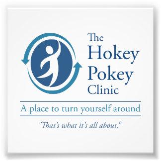 The Hokey Pokey Clinic Photo Print