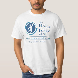 The Hokey Pokey Clinic T-Shirt
