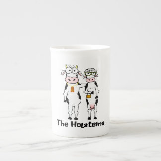 The Holsteins Tea Cup