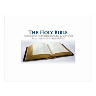 The Holy Bible Post Cards