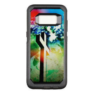 The Holy Cross - Grunge OtterBox Commuter Samsung Galaxy S8 Case