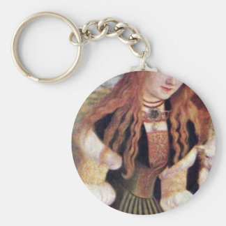 The Holy Dorothea By Cranach D Ä Lucas Best Qua Key Chains